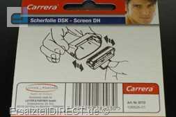 Carrera Rasierer Scherblatt 9710 Type 28 28.1 28.2
