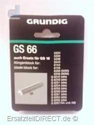 Grundig Klingenblock GS66 (GS18) (RPS6600 GS XS18)