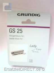 Grundig Ladyshave Klingenblock GS25 (RPS2500)