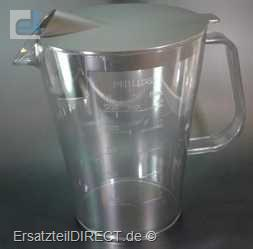 Philips Entsafter Krug +Deckel HR1869 1870- HR1873