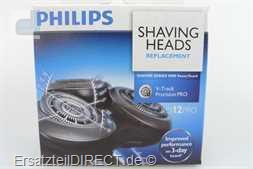 Philips Scherkopf-Set RQ12+ Philishave SensoTouch