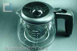 Philips Kaffeekanne Glaskrug Ersatzkanne - HD 7986