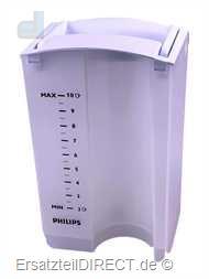 Philips Wasserbehälter HD7690 HD7692 HD7686 (hell)