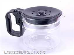 Wpro Universelle Kaffeemaschinen Glaskanne UCF100