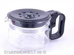 Wpro Universelle Kaffeemaschinen Glaskanne UCF200