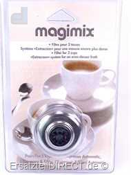 magimix Espresso Sieb Filter für 2 Tassen zu 11401