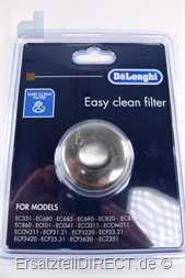DeLonghi Espressomaschinen Filtereinsatz 1 Tasse