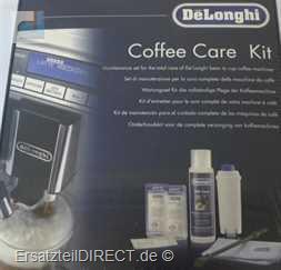 De Longhi Kaffeeautomaten Reinigungsset SER3012