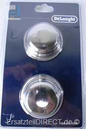 DeLonghi Espressomaschine Siebeinsatz 1 Tasse (2er