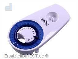Braun Vakuumverschluß - Behälter VP5000 CT600 4194