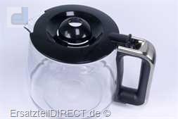 Grundig Kaffeemaschinen Glaskanne + Deckel KM7280