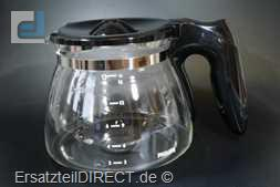 Philips Kaffeekanne Glaskanne HD7461 HD7447 sw