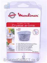 Moulinex Kaffeemaschinen Anti-Chlor Filter AW6401