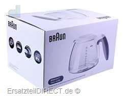 Braun Glaskanne Aroma Passion 3104 KFK500 - KF590