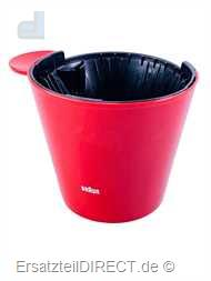 Braun Filterbehälter rot Aroma FlavorSelect 10/12
