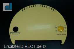 Braun Kaffeemaschine Deckel für AromaSelect KF 130