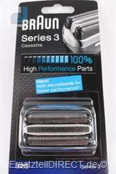 Braun TripleAction Kombipack 32S Serie3 Cassette