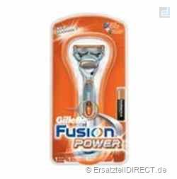 Gillette Fusion Power Naßrasierer (Apparat)
