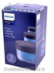 Philips Reinigungskartusche CC13/50 3er Pack