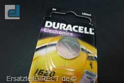 Duracell Knopfzelle Lithium 1620 B1 (3Volt) CR1620