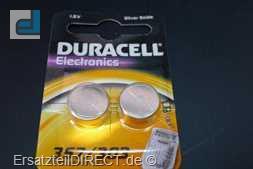 Duracell Knopfzelle 357 /303 B2  (2er-Pack)