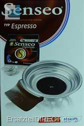 Philips Senseo Espresso-Padhalter 1 Tasse HD7003
