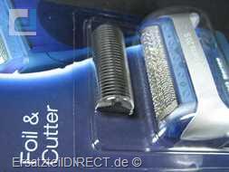 Braun Rasierer Kombipack Scherfolie Serie 2000 20S