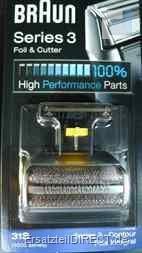 SPARPACK+Braun Kombipack 5000 Series3 31S inkl.CCR