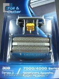 Braun Kombipack 7000 /4000 Serie3 30B Syncro /+Pro