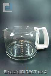 Krups Kaffeemaschine Glaskanne für Pro Aroma T10