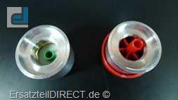 Kenwood Küchenmaschine Buttons red /green zu PM900