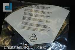 Kenwood Kaffeemaschine Papierfiltertüten CM020 040