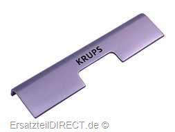 Krups Nespresso Schubladenblende für XN8105