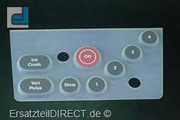 Krups Stand-Mixer Bedienfeld für KB790T