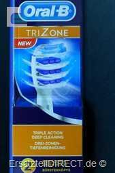 Braun Oral-B Aufsteckbürste TriZone 2er Pack