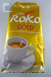 Kaffeebohnen Caffè Roko in Grani Vending Gold 1kg