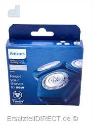 Philips Scherkopf-Set SH71 Gentle Precision S7000