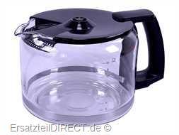 Krups Kaffeemaschinen Kanne +Deckel DuoThek KM850A