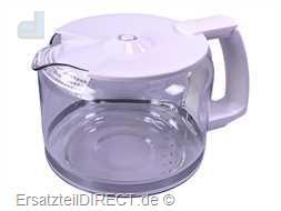 Krups Kaffeemaschinen Kanne +Deckel DuoThek KM8501