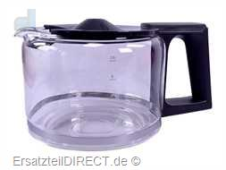 Krups Kaffeemaschinen Glaskanne Control Line KM442