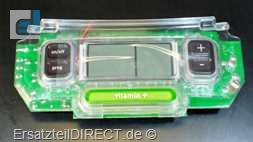SEB Vitacuisine Compact Dampfgarer Anzeige VS4043