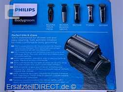 Philips Scherkopf Schereinheit TT2000 BodyGroom si