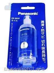 Panasonic Rasierer Trimmer Schmieröl ES003P 50ml.