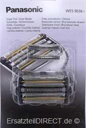 Panasonic Kombipack (Scherfolie +Klingen) WES9036y