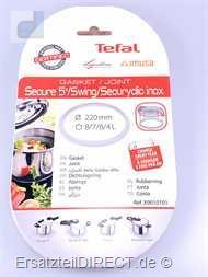 Tefal Schnellkochtopf Deckeldichtung für P2504231
