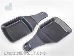 Tefal Raclette Pfanne 2er für RE4568 RE5200 PR6000