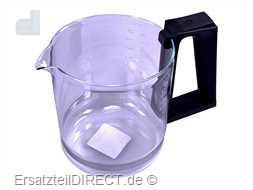Krups Kaffeemaschinen Glaskanne sw für T8 KM468*