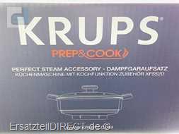 Krups Dämpferaufsatz für HP5031 HP6051 HF800 HF900