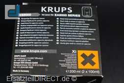 Krups Espressomaschine Reinigungsmittel für EA9000