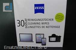 Carl Zeiss Display Reinigungst?cher 30 St?ck